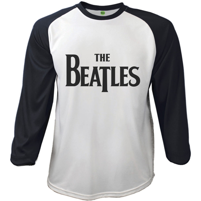 Picture of Beatles Adult T-Shirt: Drop T Raglan Baseball Shirt