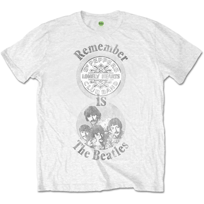 Picture of Beatles Adult T-Shirt: Sgt Peppers is the Beatles