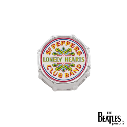 Picture of Beatles Jewelry: Beatles Charms  -  Sgt. Pepper's Drum