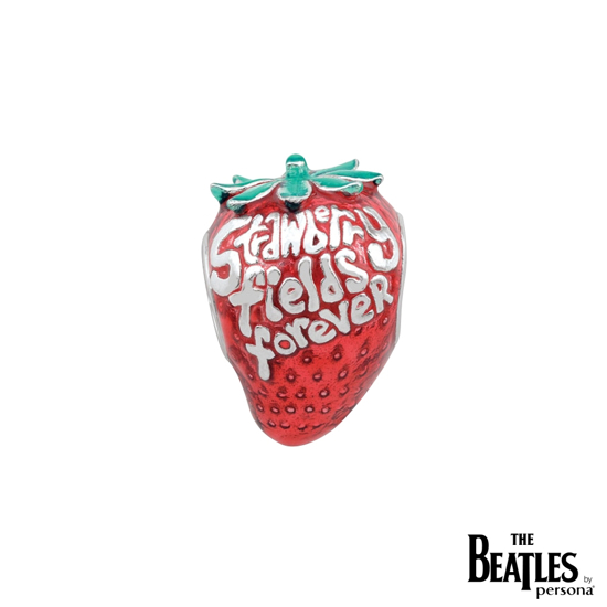 Picture of Beatles Jewelry: Beatles Charms  -  Strawberry Fields Forever