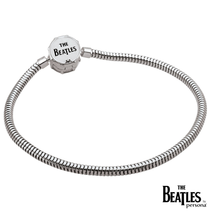 Picture of Beatles Jewelry: The Beatles Drop T logo by Persona Bracelet