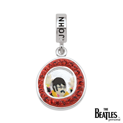 Picture of Beatles Jewelry: Beatles Charms  - John Lennon Yellow Submarine Cartoon Charm
