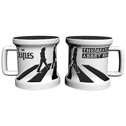 Picture of Beatles Mug: Abbey Road Mini Mug