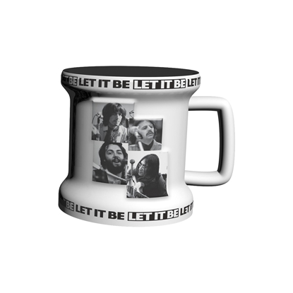 Picture of Beatles Mug: Let It Be Mini Mug