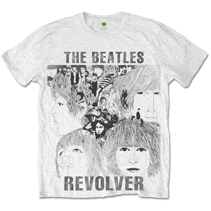 Picture of Beatles Adult T-Shirt: Beatles Revolver with Sublimation Printing