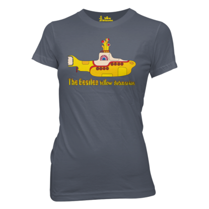 Picture of Beatles Jr's T-Shirt: Yellow Submarine Charcoal