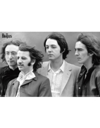Picture of Beatles Poster:  Windswept