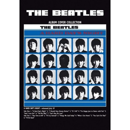 "Picture of Beatles Postcard Card: The Beatles ""A Hard Day's Night"" (Standard)"