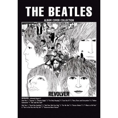 "Picture of Beatles Postcard Card: The Beatles ""Revolver"" (Standard)"