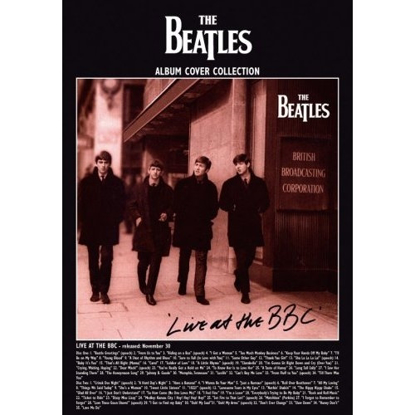 "Picture of Beatles Postcard Card: The Beatles ""Live at the BBC"" (Standard)"