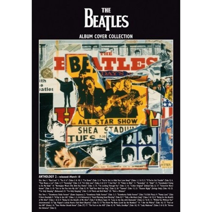 "Picture of Beatles Postcard Card: The Beatles ""Anthology 2 Album"" (Standard)"