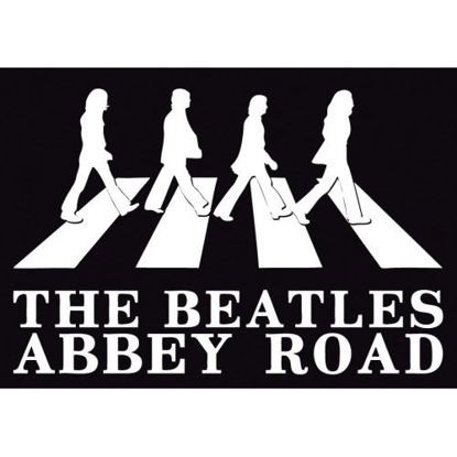 "Picture of Beatles Postcard Card: The Beatles ""Abbey Road"" (Standard)"