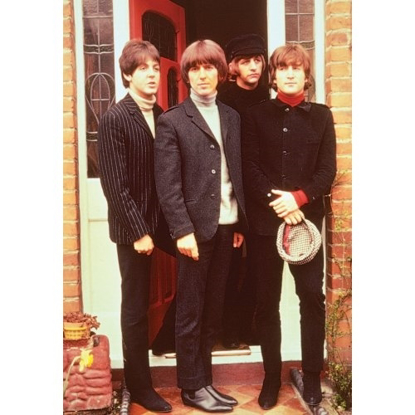 "Picture of Beatles Postcard Card: The Beatles ""Help!"" (Standard)"