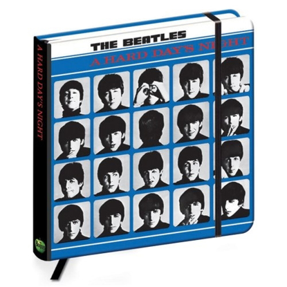 Picture of Beatles Notebook: The Beatles A Hard Days Night Album Cover Notebook