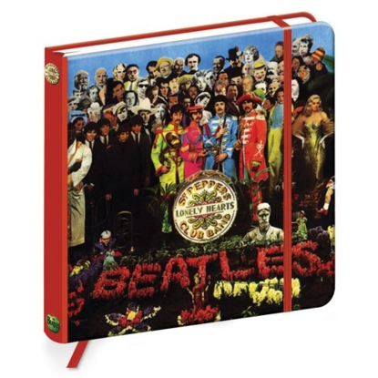 Picture of Beatles Notebook: The Beatles Sgt Pepper Album Cover Notebook