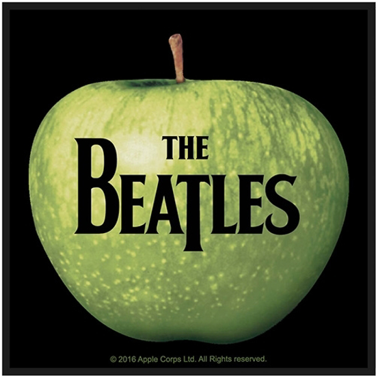 Beatles Patches Apple Logo