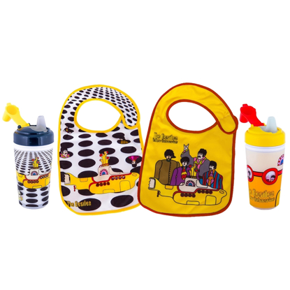 Picture of Beatles Baby Kit: Yellow Submarine Baby Feeder Kit