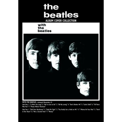 Picture of Beatles Postcard Card: With Album (Giant)