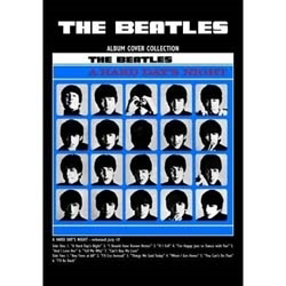 "Picture of Beatles Postcard Card: The Beatles ""A Hard Day's Night"" (Giant)"