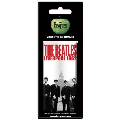 Picture of Beatles Bookmark: Magnetic Bookmark In Liverpool