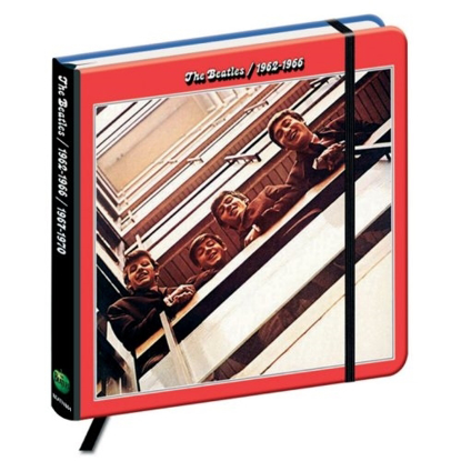 Picture of Beatles Notebook: The Beatles 1962-1966 'The Red Album'