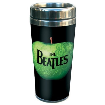 Picture of Beatles Travel Mug: The Beatles Apple Ceramic Travel Mug