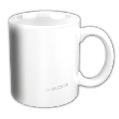 Picture of Beatles Mini Mug: White Album Mini Mug
