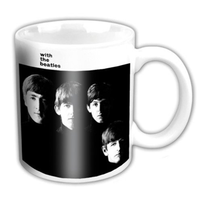 Picture of Beatles Mini Mug: With The Beatles Mini Mug