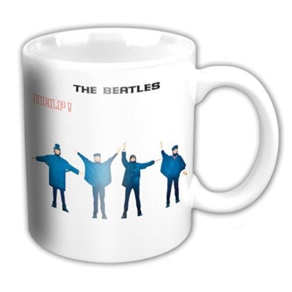 Picture of Beatles Mini Mug: Beatles Help! Mini Mug