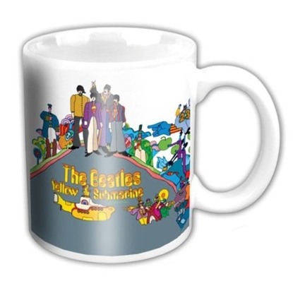 Picture of Beatles Mini Mug: Beatles Yellow Submarine Album Mini Mug