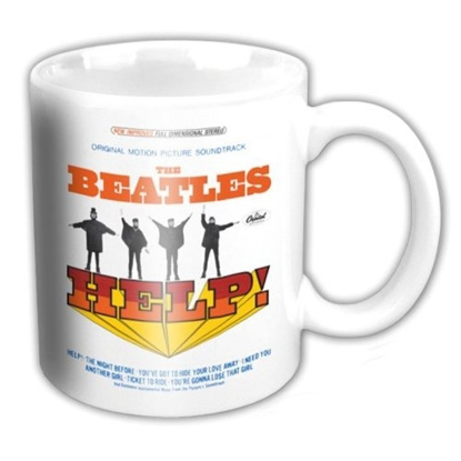 Picture of Beatles Mini Mug: Beatles US Album Help! Mini Mug