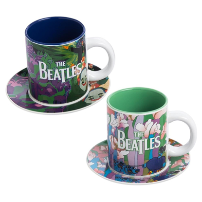 Picture of Beatles Cup & Saucer: The Beatles Cup & Saucer Set