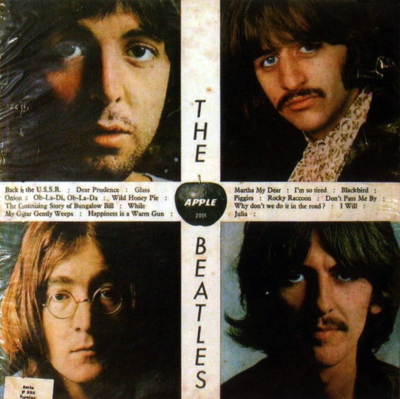 The Beatles 50 Years Ago Today: August 15, 1968