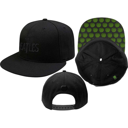 Picture of Beatles Cap: Drop T Logo (Snap Back)