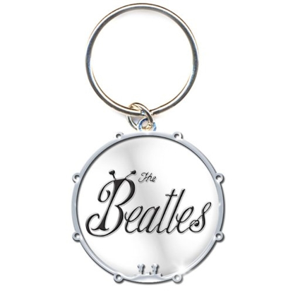 Picture of Beatles Keychain: 1963 Bug Logo & Drum