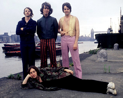 The Beatles 50 Years Ago Today: October 16, 1968