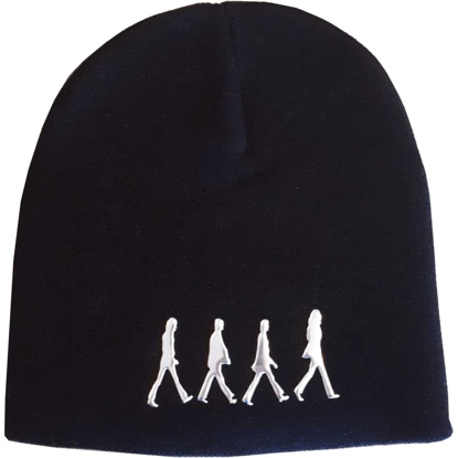 Picture of Beatles Beanie:  Abbey Road (Sonic Silver)