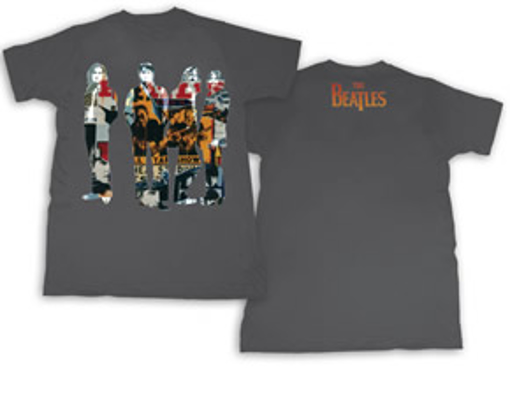 Picture of Beatles T-Shirt: The Beatles Graffiti