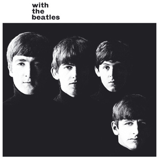 Picture of Beatles CD With the Beatles