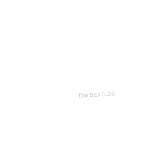 Picture of Beatles CD  White Album