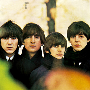 Picture of Beatles Greeting Card: For Sale Album