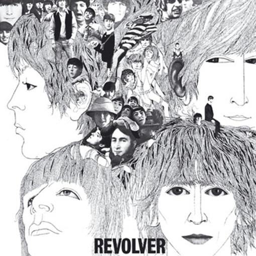 Picture of Beatles Greeting Card: Revolver Album