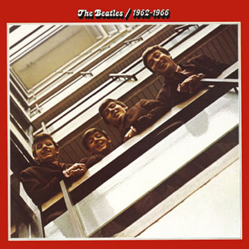 Picture of Beatles Greeting Card: The Beatles 1962 - 1966 Album