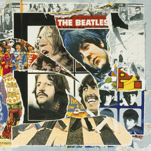 Picture of Beatles Greeting Card: The Beatles Anthology 3 Album