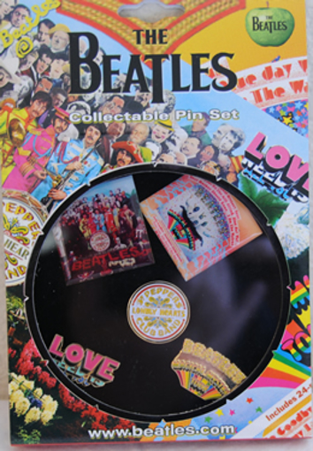 Picture of Beatles Pins: Collectibles pin Set 1967