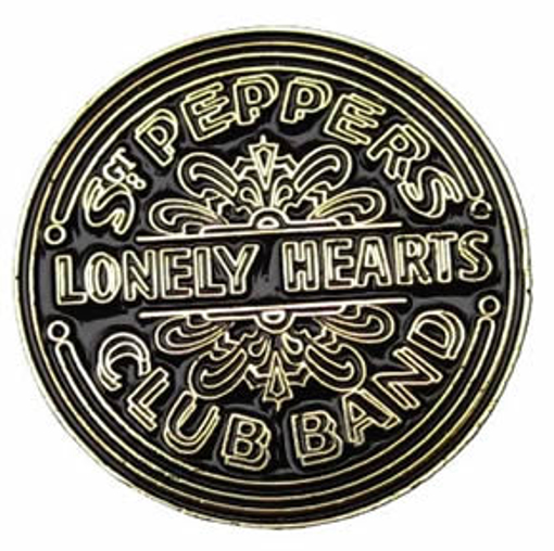 Picture of Beatles Pins: Sgt. Pepper's Lonely Hearts Club Band