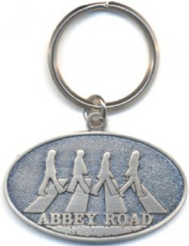 "Picture of Beatles Key Chain: The Beatles ""Abbey Road"" Key Chain"