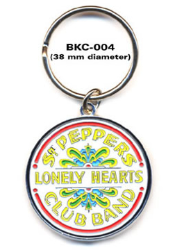 Picture of Beatles Keychain: The Beatles Sgt. Pepper's Lonely Hearts Club Band Key Chain