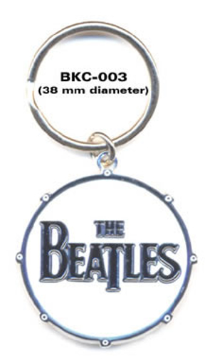 Picture of Beatles Keychain: The Beatles Drum Key Chain
