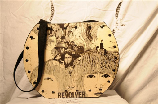 Picture of Beatles Original Record Purse:The Beatles - Revolver